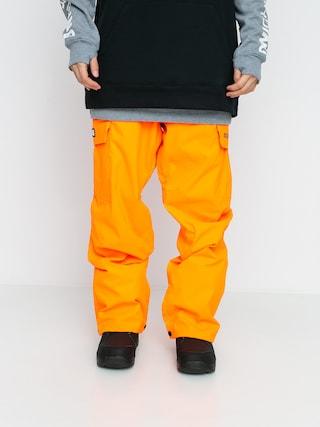 DC Pantaloni pentru snowboard Banshee (shocking orange)