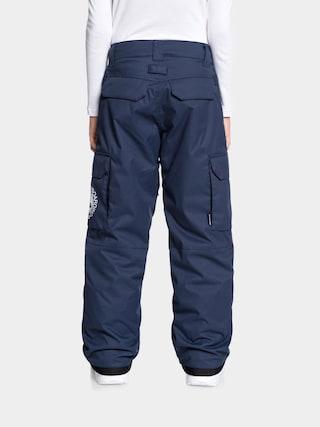 DC Pantaloni pentru snowboard Banshee (black iris)