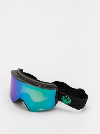 Ochelari pentru snowboard Dragon Rvx Otg (split/ll green ion/ll amber)