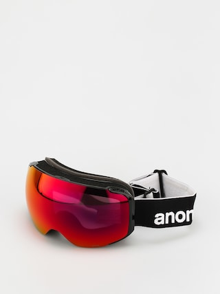 Anon Ochelari pentru snowboard M2 (black/perceive sunny red)