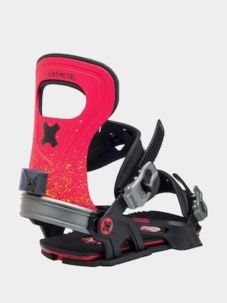 Bent Metal Legu0103turi pentru snowboard Transfer (red)