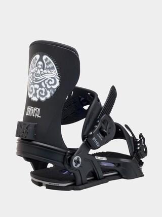 Bent Metal Legu0103turi pentru snowboard Transfer (black)