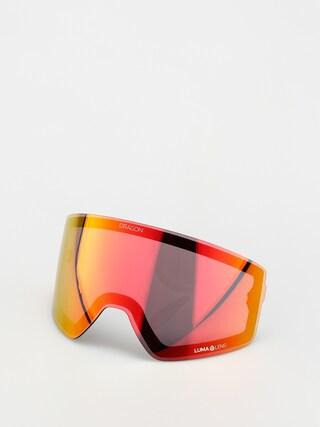Sticle pentru ochelari Dragon PXV2 (lumalens red ion)