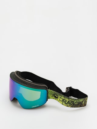 Ochelari pentru snowboard Dragon PXV (terra firma/ll green ion/ll amber)