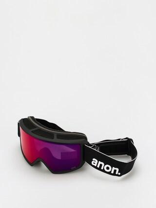 Anon Ochelari pentru snowboard M3 (black/perceive sunny red)
