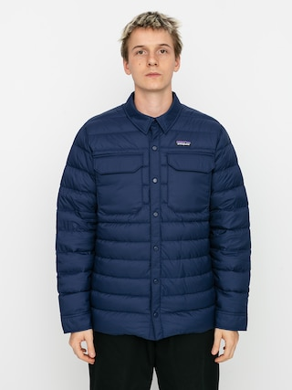 Geacu0103 Patagonia Silent Down (classic navy)