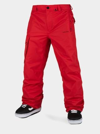 Volcom Pantaloni pentru snowboard V Co Hunter (red)