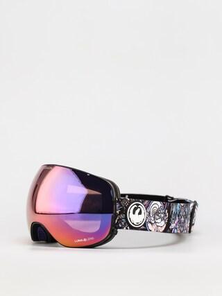 Ochelari pentru snowboard Dragon X2 (schoph dap 20 /ll purple ion/ll amber)