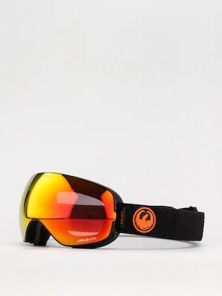 Ochelari pentru snowboard Dragon X2s (gigi sig 20/ll red ion/ll light rose)