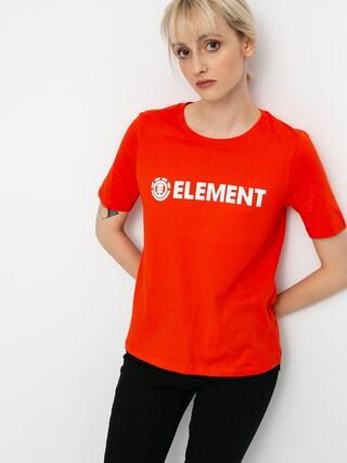 Tricou Element Element Logo Wmn (grenadine)