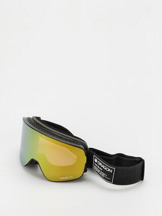 Ochelari pentru snowboard Dragon NFX2 (anthracite/ll gold ion/ll amber)