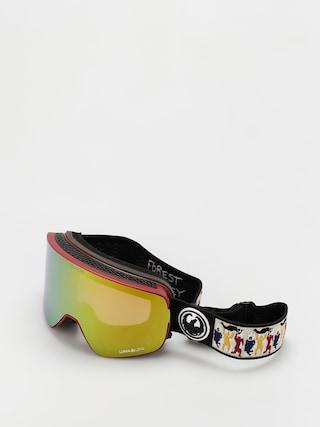 Ochelari pentru snowboard Dragon NFX2 (forest sig 20/ll gold ion/ll yellow)