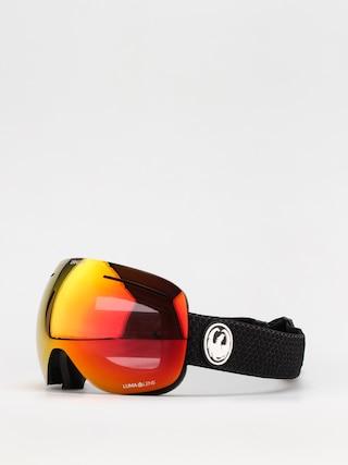 Ochelari pentru snowboard Dragon X1 (split/ll red ion/ll light rose)