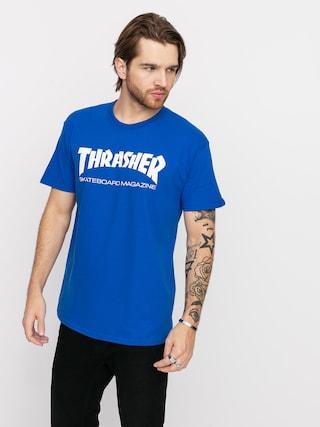 Thrasher Tricou Skate Mag (royal)