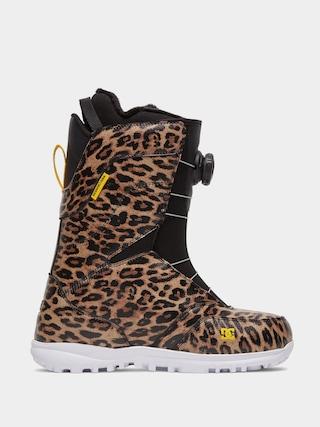 DC u00cencu0103lu021bu0103minte pentru snowboard Search Wmn (leopard print)