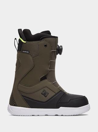 DC u00cencu0103lu021bu0103minte pentru snowboard Scout (green)