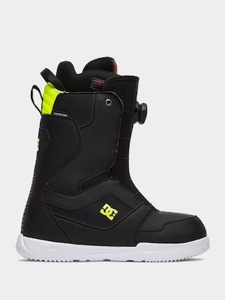 u00cencu0103lu021bu0103minte pentru snowboard DC Scout (black)