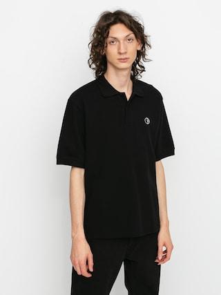 Polar Skate Tricou polo Pique (black)