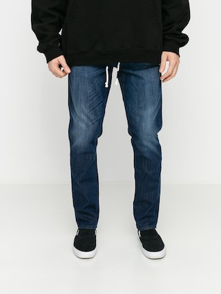 Elade Pantaloni Classic Stretch (blue denim)