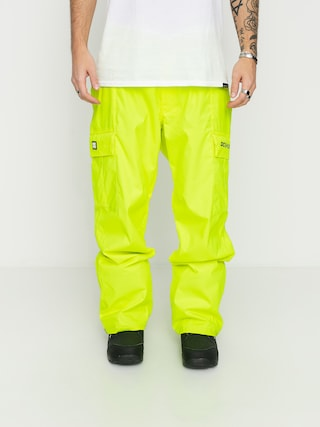 DC Pantaloni pentru snowboard Banshee (safety yellow)