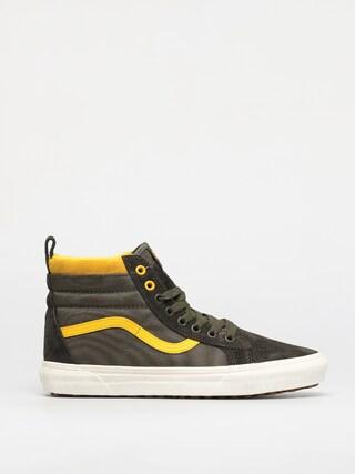 Pantofi Vans Sk8 Hi Mte (grape leaf/lemon chrome)