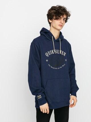 Hanorac termic Quiksilver Big Logo Snow HD (navy blazer)