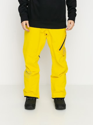 Burton Pantaloni pentru snowboard Ak Gore Tex Cyclic (cyber yellow/spectra yellow)