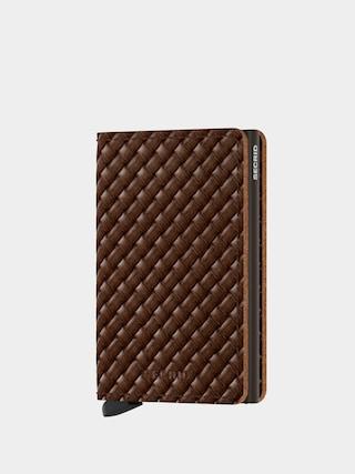 Portofel Secrid Slimwallet (basket brown)