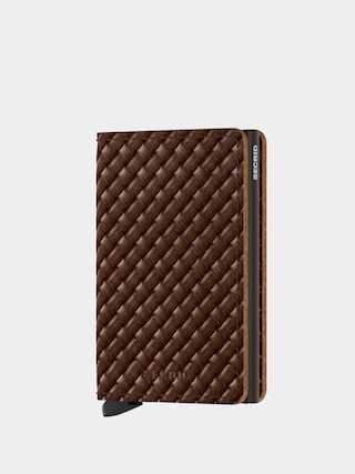 Secrid Portofel Slimwallet (basket brown)
