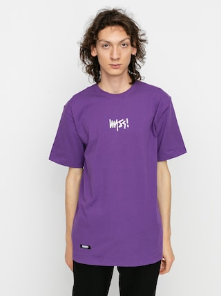 MassDnm Tricou Signature Small Logo (purple)