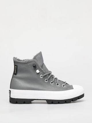 Converse Pantofi Chuck Taylor All Star Lugged Winter Wmn (limestone grey/black/white)