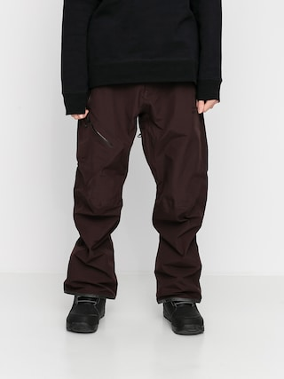 Volcom Pantaloni pentru snowboard L Gore Tex (black red)