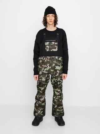 Volcom Pantaloni pentru snowboard Rain Gore Bib Overall (army)