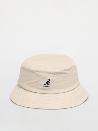 Kangol Pu0103lu0103rie Washed Bucket (khaki)