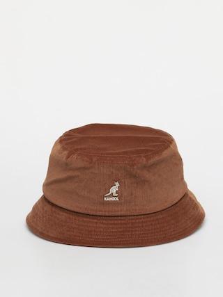 Kangol Pu0103lu0103rie Cord Bucket (wood)