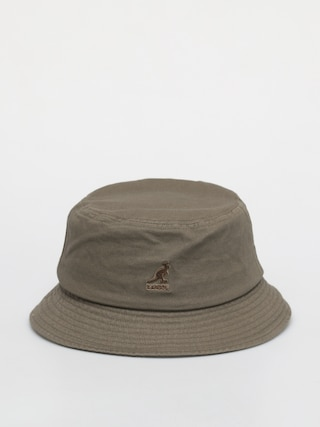 Kangol Pu0103lu0103rie Washed Bucket (smog)