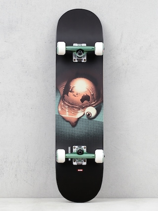 Globe Skateboard G2 On The Brink (halfway there)