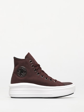 Converse Pantofi Chuck Taylor All Star Move Wmn (black currant/black/white)