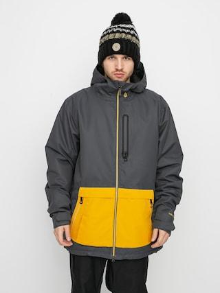 Volcom Geacu0103 de snowboard Deadlystones Ins (dark grey)