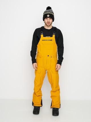 Volcom Pantaloni pentru snowboard Rain Gore Bib Overall (resin gold)