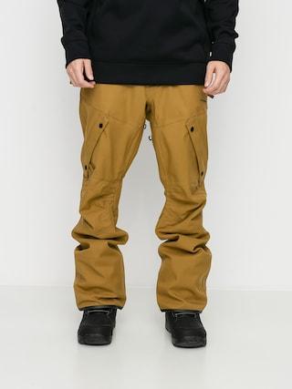 Pantaloni pentru snowboard Volcom Articulated (burnt khaki)
