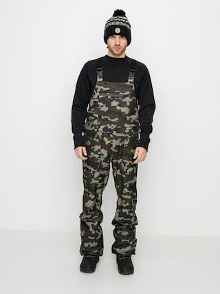 Pantaloni pentru snowboard Volcom Roan Bib Overall (army)