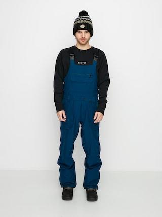 Pantaloni pentru snowboard Volcom Roan Bib Overall (blue)