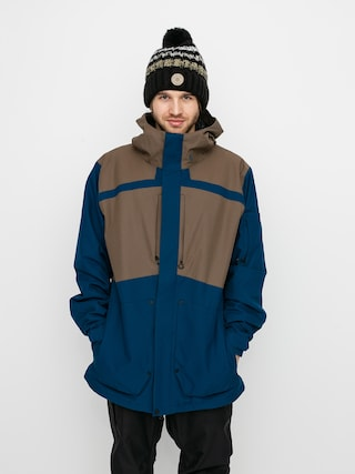 Geacu0103 de snowboard Volcom Scortch Ins (blue)