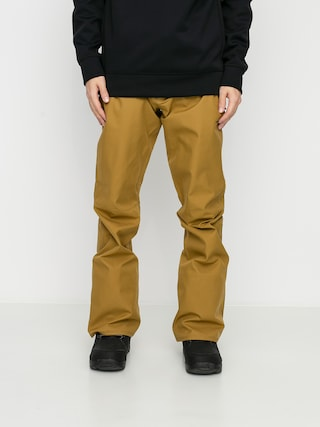 Volcom Pantaloni pentru snowboard Klocker Tight (burnt khaki)