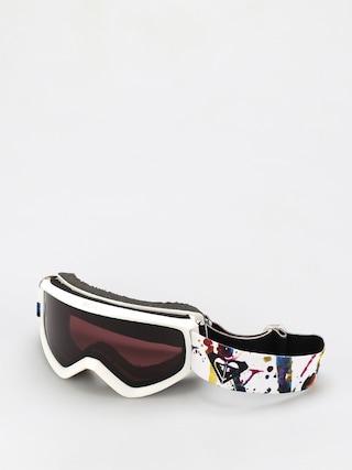 Ochelari pentru snowboard Roxy Day Dream Wmn (bright white magic carpet)