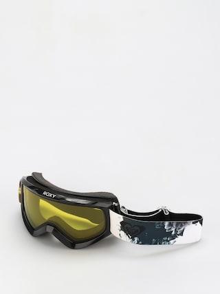 Ochelari pentru snowboard Roxy Day Dream Bad Weather Wmn (true black inkstain)