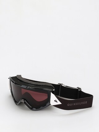 Ochelari pentru snowboard Quiksilver Sherpa (true black)