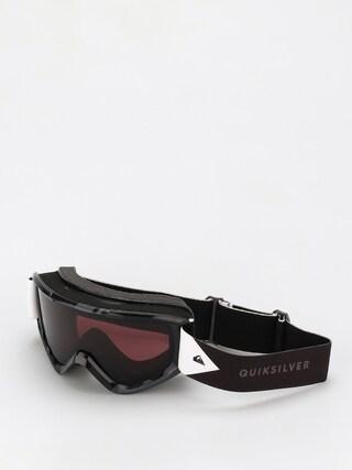 Quiksilver Ochelari pentru snowboard Sherpa (true black)