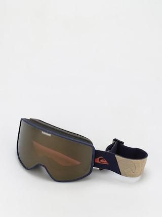 Ochelari pentru snowboard Quiksilver Storm (navy blazer)